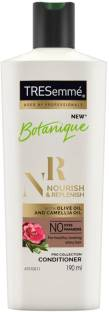 TRESemme Nourish & Replenish Conditioner- No Parabens, No Dyes