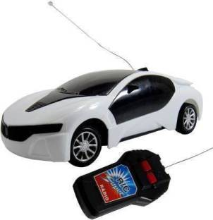 SSTOYS 3D Fast Control Fast Modern Car with 3D Light