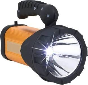 JK Sales ROYAL POWER Metal 100w Rechargeable Waterproof Bright Led Torch Light Laser Long Range Distan...