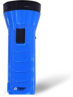 Flipkart SmartBuy FKSB-9006 B LED TORCH Torch (Blue : Rechargeable) Torch