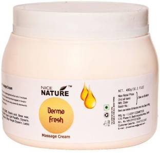 NICE NATURE Derma Fresh Massage Cream