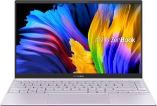 ASUS ZenBook 14 (2021) Ryzen 7 Octa Core 5700U - (16 GB/512 GB SSD/Windows 10 Home) UM425UA-AM702TS Th...