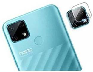 daffin Back Camera Lens Glass Protector for Realme Narzo 30A