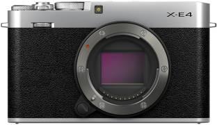 FUJIFILM X-Series X-E4 Mirrorless Camera Body Only