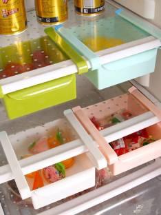 DHYAN Multifunction Kitchen Refrigerator Storage Rack Fruits/Vegetables Kitchen Rack