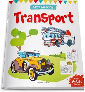 Little Artist Series Transport - By Miss & Chief