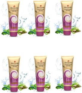 Elements Radiant Glow  (Pack of 6 * 100g) Face Wash