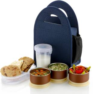 Flipkart SmartBuy Premium Lunch box for School, Office & College 5 Containers Lunch Box