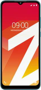 LAVA Z2 (Aqua Blue, 32 GB)