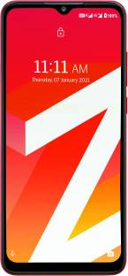 LAVA Z2 (Flame Red, 32 GB)