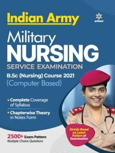 Indian Army Military Nursing Service B.Sc Nursing Exam Guide 2021