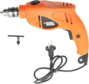 Black & Decker HD400IN 500-Watt 10mm Hammer Drill HD400-IN Hammer Drill