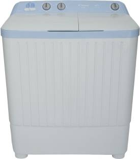 CANDY 6.5 kg Semi Automatic Top Load White, Blue