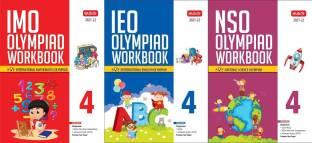Imo Ieo Nso Class 4 Set Of 3 Books