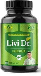 Max Ayurveda Livi Dr. Liver Tonic ( 60 Tablets)