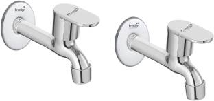 Prestige Premium quality stainless steel Oval Long body Tap - Pack of 2 Bib Tap Faucet