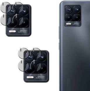 MOBIHOUSE Back Camera Lens Glass Protector for Realme 8 Pro, Realme 8