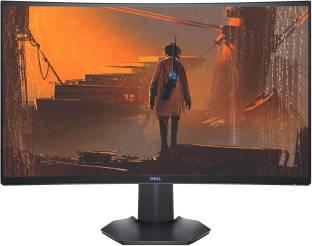 DELL 27 inch Curved Full HD LED Backlit VA Panel Ultra Slim Bezel Gaming Monitor (S2721HGF)