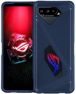Cover Alive Back Cover for Asus Rog Phone 5, Plain, Case, Cover