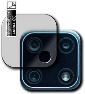daffin Back Camera Lens Glass Protector for REALME C21