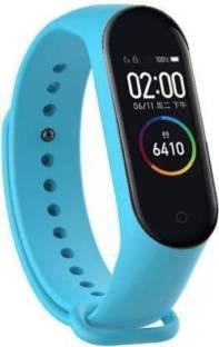 yRut M4 smart fitness band Heart rate band