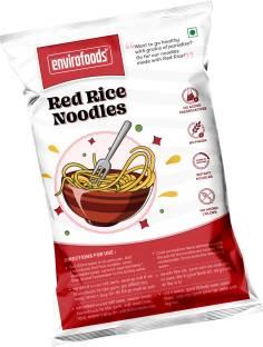 envirofoods Red Rice Noodles Instant Noodles Vegetarian