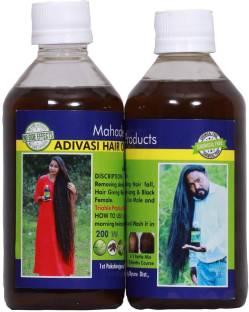 Mahadev herbal products Adivasi hair oil 250ml Hair Oil