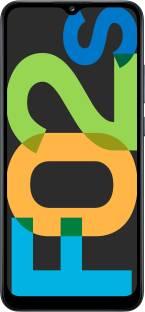 SAMSUNG Galaxy F02s (Diamond Black, 64 GB)