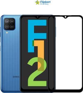 Flipkart SmartBuy Edge To Edge Tempered Glass for Samsung Galaxy F12, Samsung Galaxy F02s, Samsung Galaxy F62, Poco M2 Pro, Mi Redmi Note 9 Pro, Mi Redmi Note 9 Pro Max, Poco X2, Micromax IN Note 1, Poco X3, Poco X3 Pro, Micromax IN 1, Mi Redmi Note 10 Pro, Mi Redmi Note 10 Pro Max