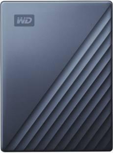 WD 4 TB External Hard Disk Drive