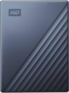 WD 2 TB External Hard Disk Drive