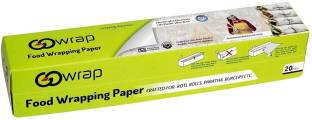 Modi Household Butter Paper for Wrapping Food Roti, Paratha & Baking Cake Cookies, Fish, Chicken & All Baked Item in Oven, Multi Purpose Parchment Paper 20 Meter Roll (Set of 1) Parchment Paper