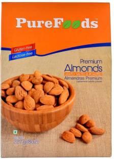 PureFoods Roasted & Salted Almonds