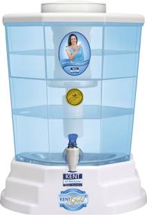 KENT GOLD+(11015) 20 L Gravity Based + UF Water Purifier