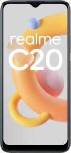 realme C20 (Cool Grey, 32 GB)