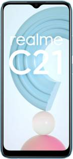 realme C21 (Cross Blue, 64 GB)