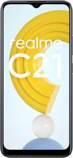realme C21 (Cross Black, 64 GB)