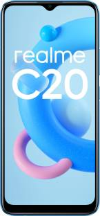 realme C20 (Cool Blue, 32 GB)