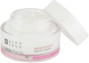 AVON True Nutraeffects Brightening Night Cream