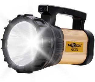 Pick Ur Needs 100w Laser with Blinker Rechargeable Waterproof Torch