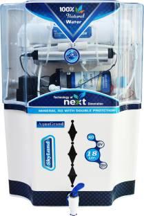 Aquagrand SkyLand 18 Ltr RO + UV + UF + TDS Water Purifier 18 L RO + UV + UF + TDS Water Purifier