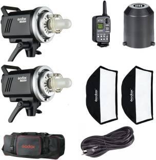 GODOX MS-300F Studio Light Kit Strobe 300Ws GN58 5600K | Bowens Mount Portable Monolight Flash