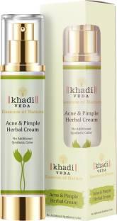 khadi veda Acne & Pimple Herbal cream