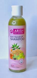ARISH BIO-NATURAL Anti-Dandruff Shampoo