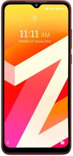 LAVA Z6 (Flame Red, 64 GB)