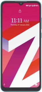 LAVA Z4 (Aqua Blue, 64 GB)