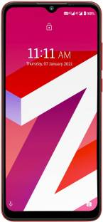 LAVA Z4 (Flame Red, 64 GB)