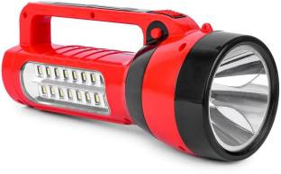 EN 24 Energy Hi Focus Hand Torch Cum Rechargeable Emergency Light Torch