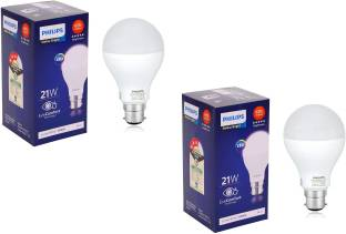 PHILIPS 21 W Round B22 LED Bulb