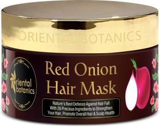 Oriental Botanics Red Onion Hair Mask with Red Onion Oil & 26 Botanical Actives